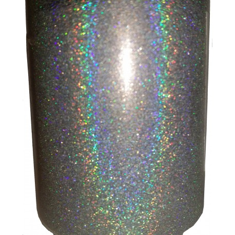 Silver Prism Holographic DIY Glitter